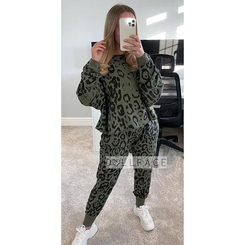 MILA Leopard Loungewear - 2 Colours