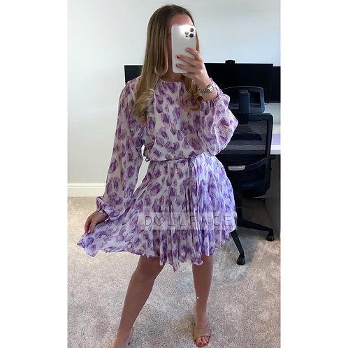 ELLA Printed Dress - 3 Colours