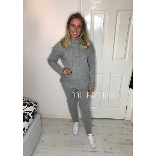 Danielle Knitted Tracksuit - 3 Colours