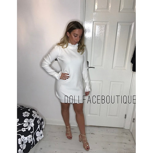 Gill Frill Dress - 7 Colours