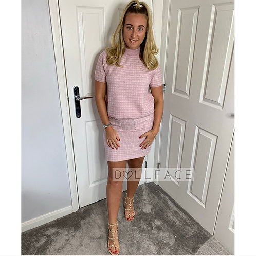 Polly Pink Two Piece