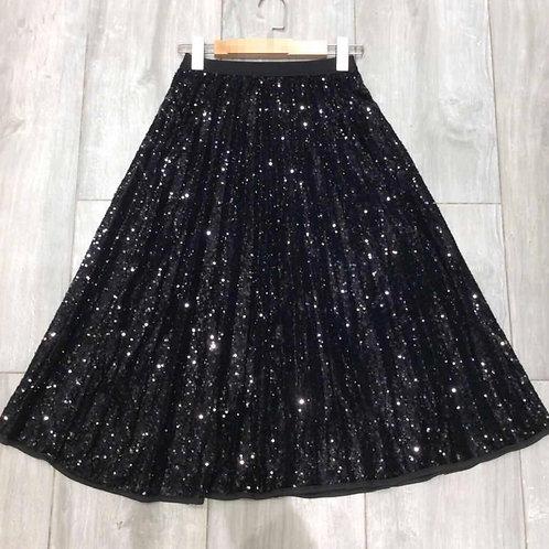Floss Sequin Skirt