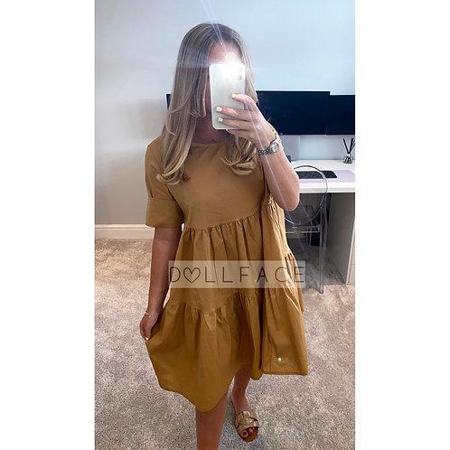 Annie Tan Dress