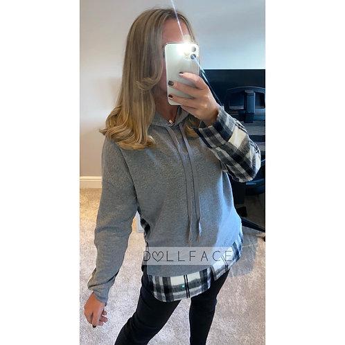 Lara Hoodie Shirt - 2 Colours