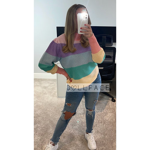 MIA Rainbow Jumper