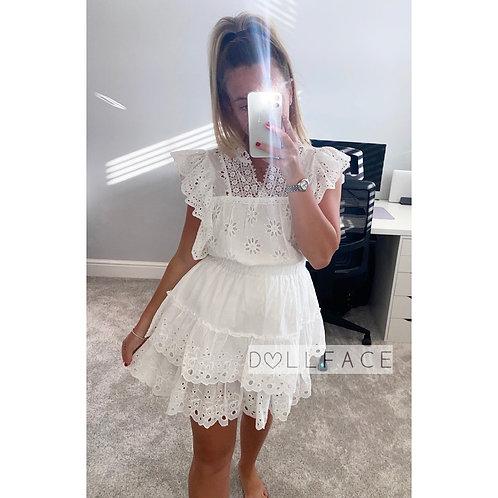 Amelia Two Piece Skirt Set