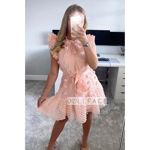Chloe Pink Dress