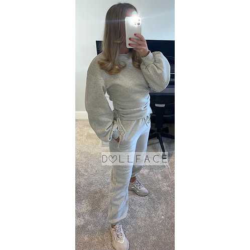EVA Ruched Loungewear - 2 Colours