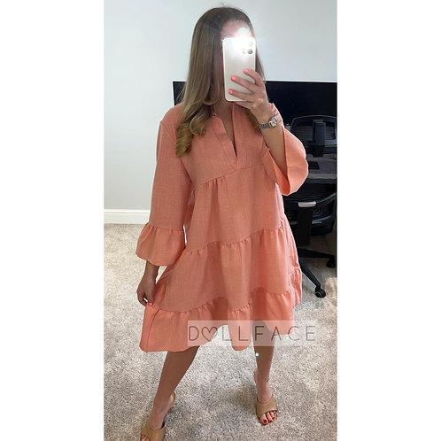 REAGAN Dress - 5 Colours