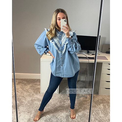 Layla Denim Shirt