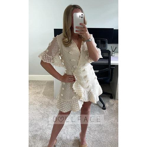 JESSIE Wrap Dress - 2 Colours