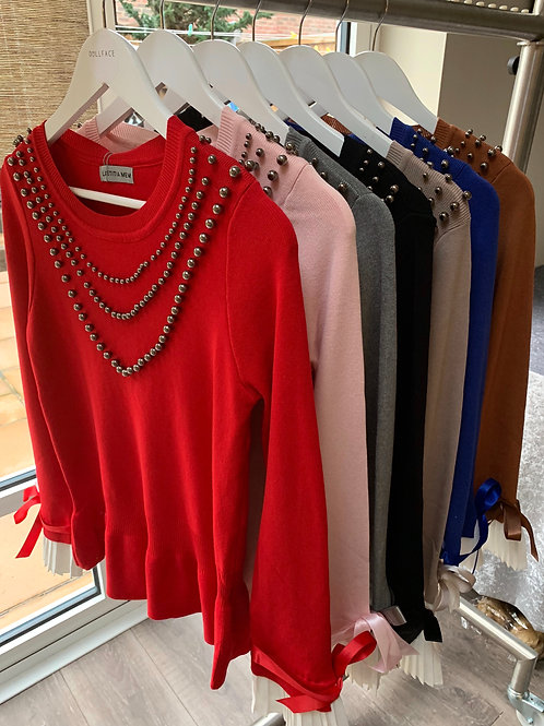 Millie Jumpers - 6 Colours