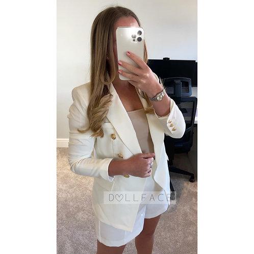 EVIE Blazer Shorts - 3 Colours