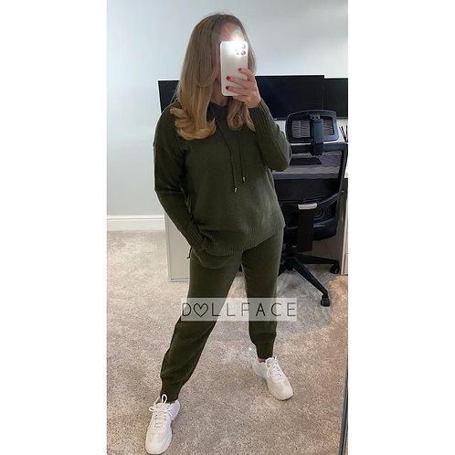 ROBIN Hooded Loungewear - 5 Colours