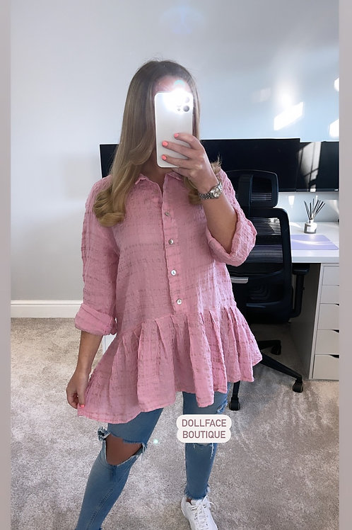 HAILEY Cloth Shirt - 2 Colours
