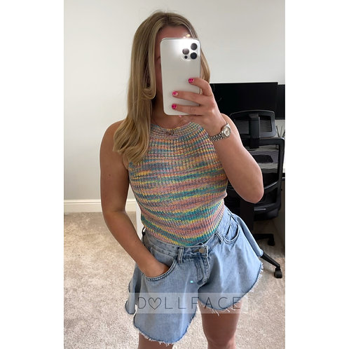 LUNA Knitted Top