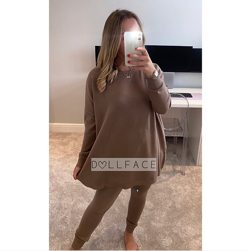 Hollie Loungewear - 4 Colours