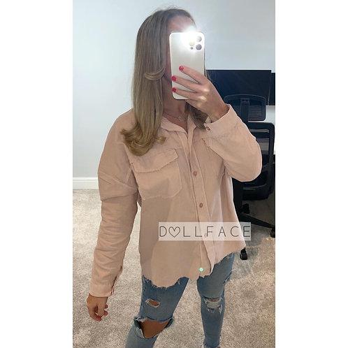 DAISY Shirt Jacket - 2 Colours