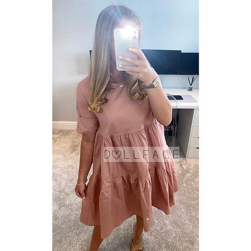 Annie Pink Dress
