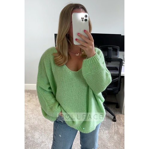 ELLA Knitted Jumper - 4 Colours