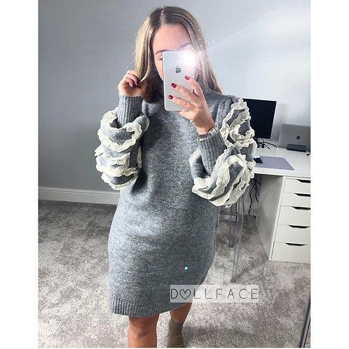 Anna Jumper Dress - 2 Colours