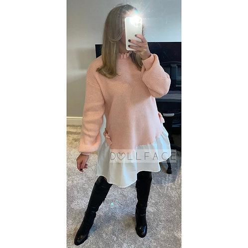 Kendall Jumper Dress - 4 Colours