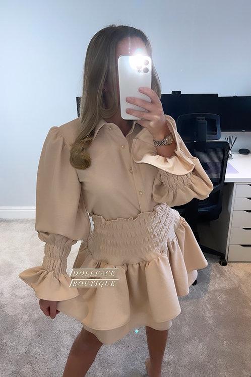 RUBY Frill Skirt Set