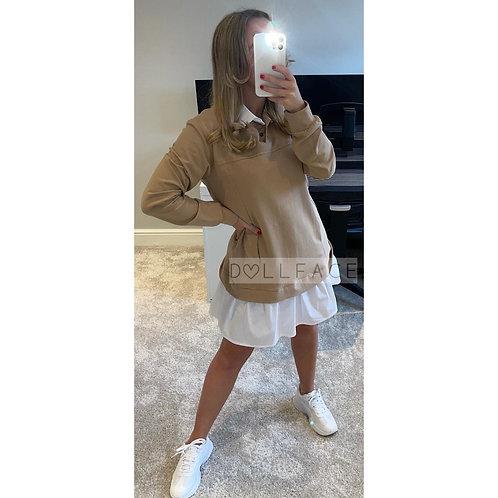 Peyton Shirt Dress - 3 Colours