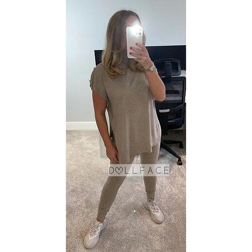 DANI Short Sleeved Loungewear - 8 Colours