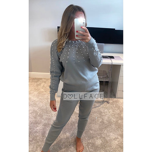Violet Pearl Loungewear - 2 Colours