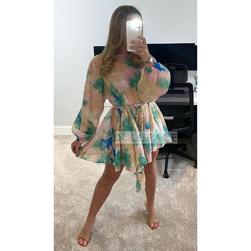 CARLIE Dress - 3 Colours