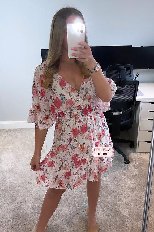 BROOKE Floral Dress - 3 Colours