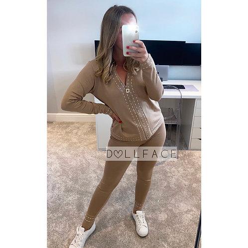 Molly Zip Loungewear - 2 Colours