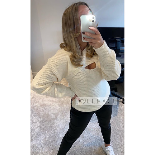 Rylee Two Piece Jumper -2 Colours
