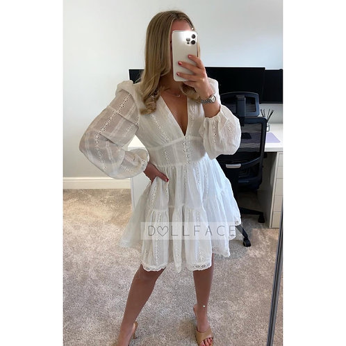 MOLLY Detailed Dress