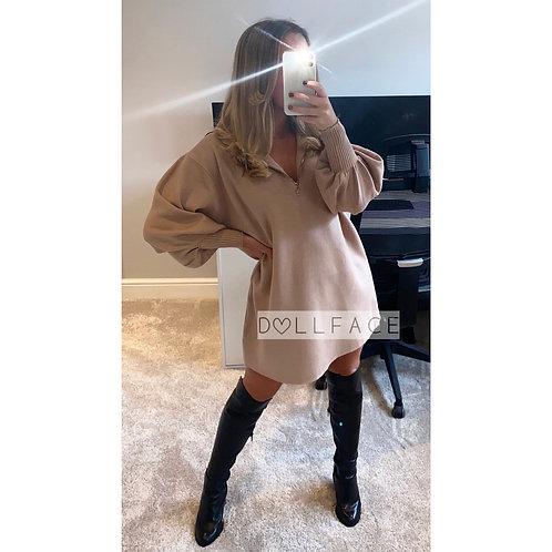 Lyla Jumper Dress