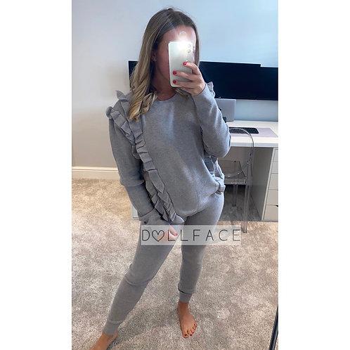 Erin Frill Grey Loungewear