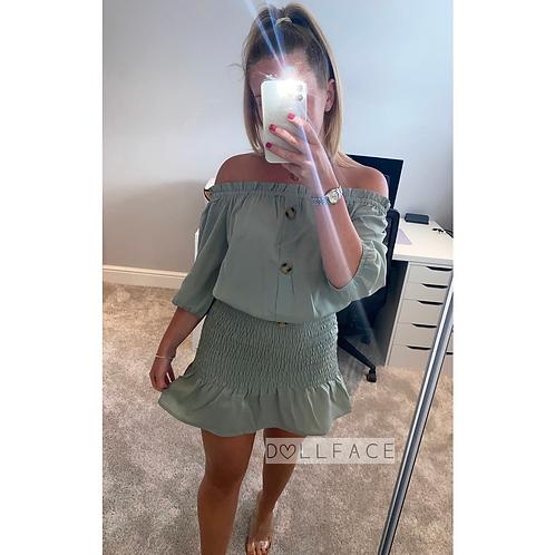 Evie Dress - 2 Colours