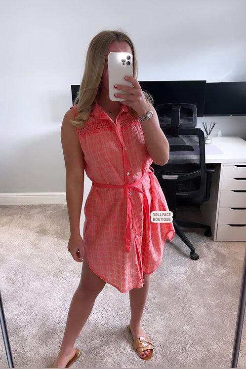 NIAMH Shirt Dress - 2 Colours