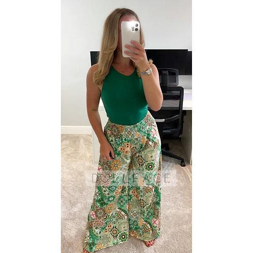 BELLA Paisley Trousers - 5 Colours