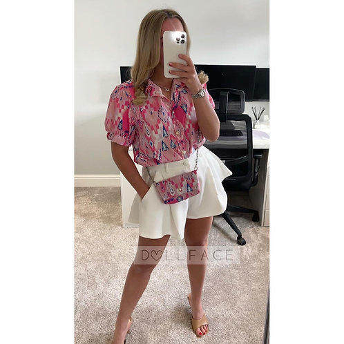 DARCY Blouse - 3 Colours