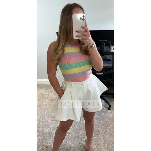 SOPHIE Rainbow Vest - 2 Colours