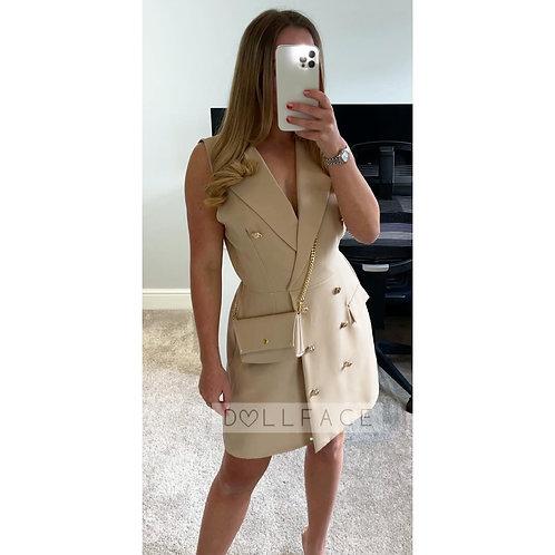 CARA Blazer Dress - 3 Colours
