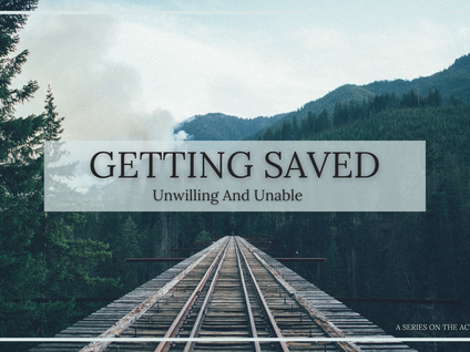 Getting Saved: Unwilling and Unable