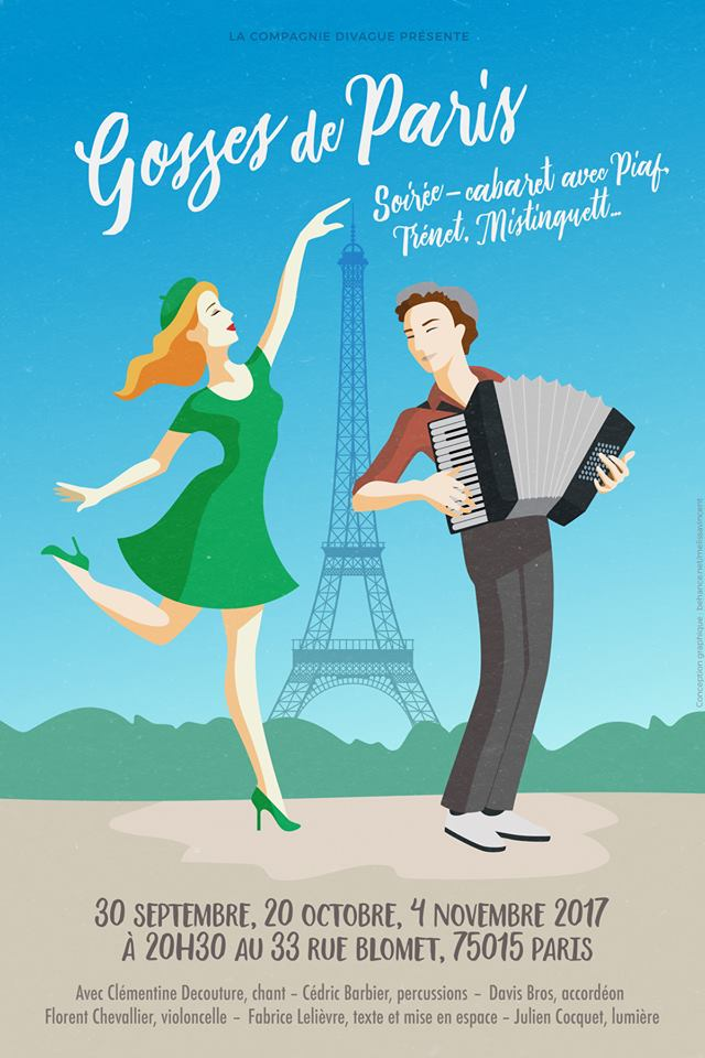 Gosses de Paris au Bal Blomet