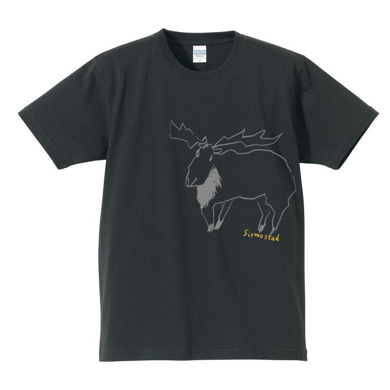 オリジナルTシャツ/sirmostad