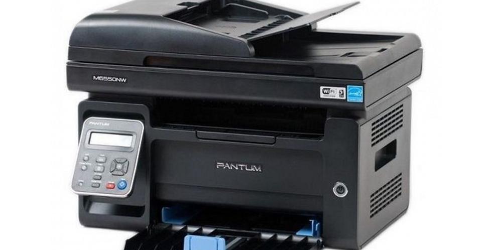 Impresora inalambrica Laser Monocromatica Multifuncion Pantum M6550nw