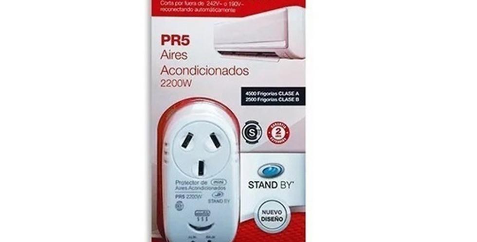 Protector de Tensión PR5 2200w