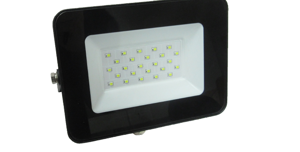 Proyector LED luz dia 20w