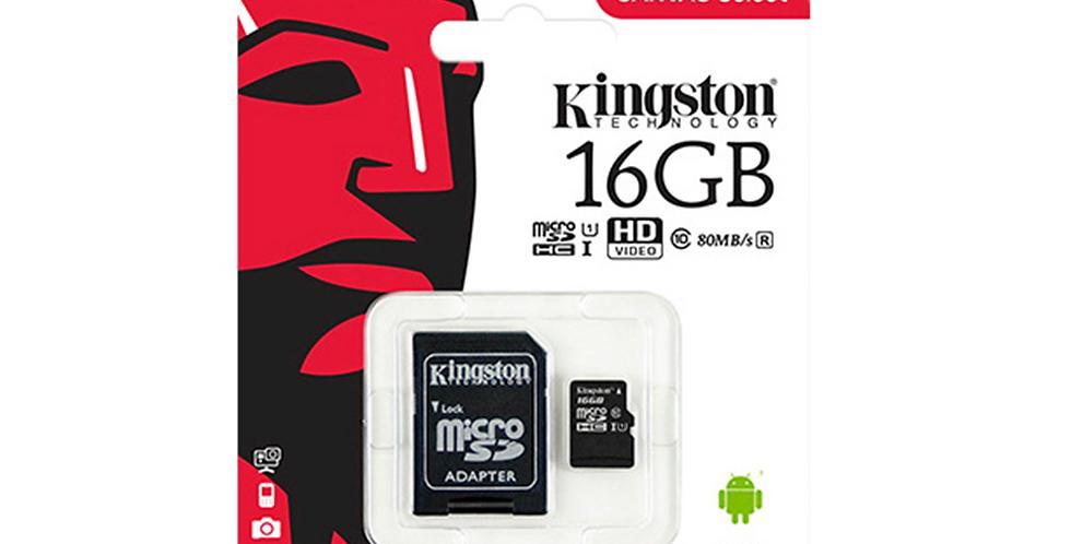 Memoria SSD 16 GB